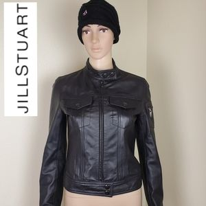 Jill Stuart Sheep Leather Jacket || Japan M